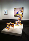 Lichtenstein Chair at National Gallery