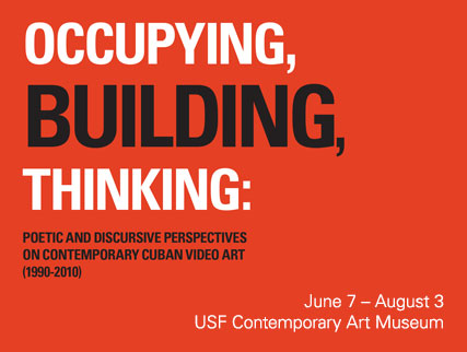 Occupying, Building, Thinking