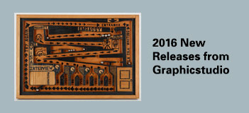 2016 New Releases from Graphicstudio