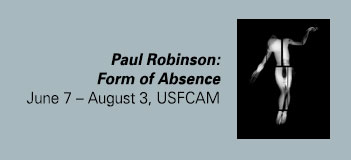 Paul robinson: Form of Absence